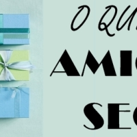 DICAS DE PRESENTES PARA AMIGO-SECRETO!