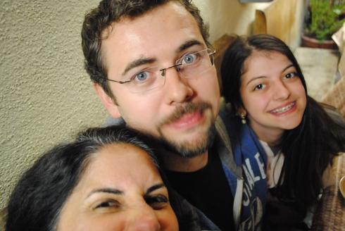 Hostfamily! Hahahaaha
