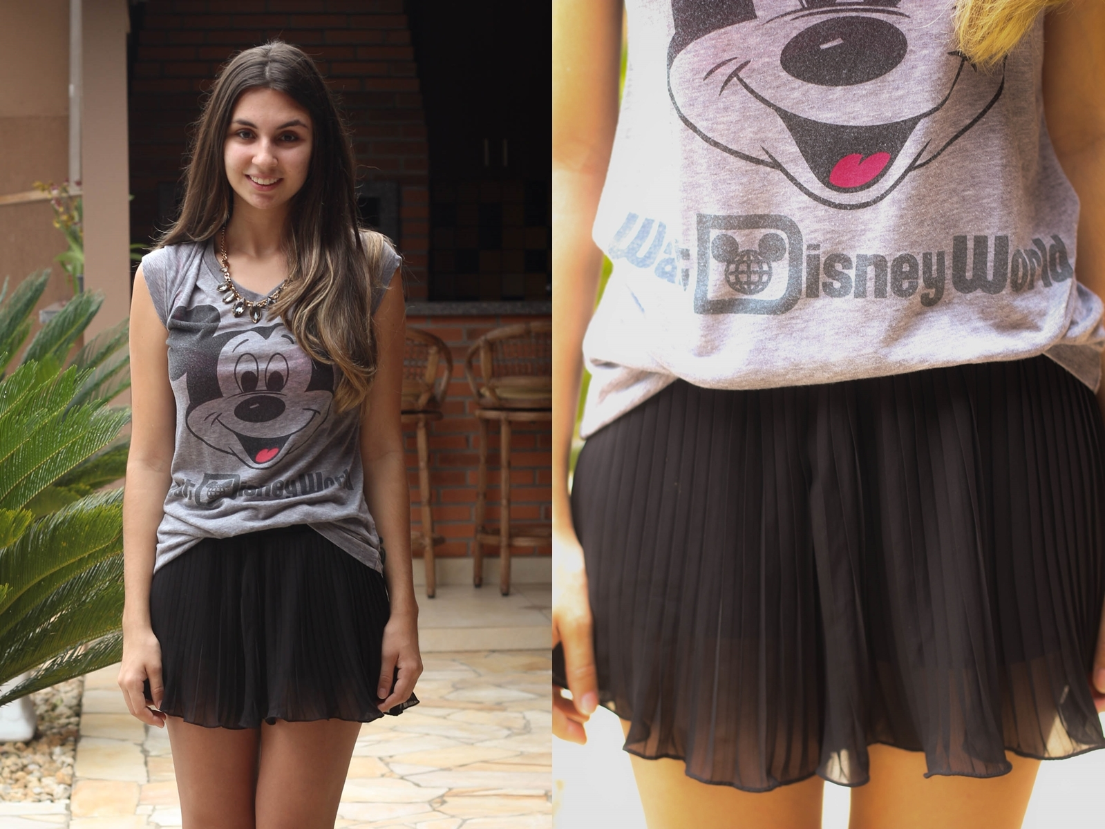 Look do Dia | Disney