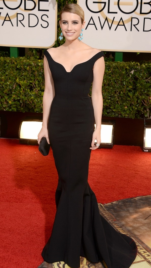 emma-roberts-golden-globes-2014-red-carpet-09