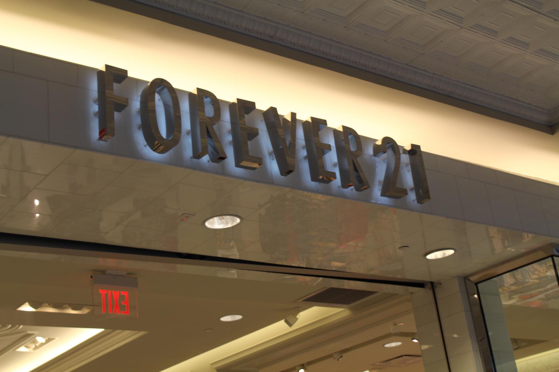 Forever 21 em Los Angeles